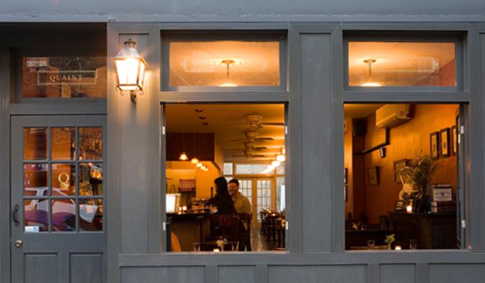 Nyc Restaurant Quaint